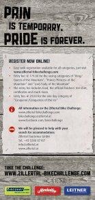 Zillertal Bike Challenge Flyer... - Zillertal Arena - Page 4
