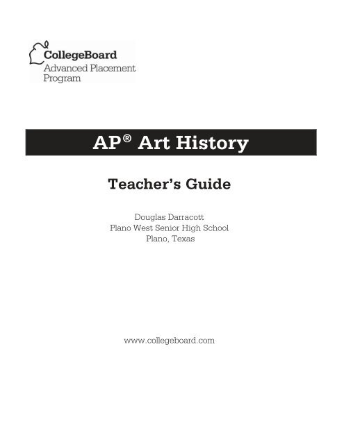 ides de welcome back to school decorations galerie dimages.htm ap art history teacher s guide ap central college board  ap art history teacher s guide ap