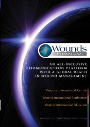 Wounds International Brochure - Australian Association of Stomal ...