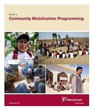 Guide to Community Mobilization Programming - FSN Network Portal