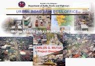 Metro Manila Infrastructure Development