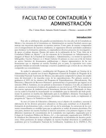Memoria Universitaria - Dirección General de Planeación - UNAM
