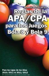 Para las Ligas de los Años 2010/2011 & 2011/2012 - American ...