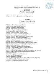 Codice della pubblica amministrazione - LeggiOggi