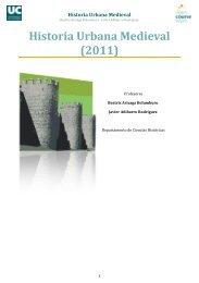 Historia Urbana Medieval. Módulo 2. - OCW Universidad de Cantabria
