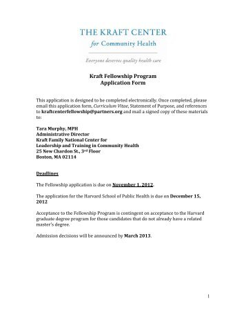 Fellowship Program Evaluation Form To Be Completed By