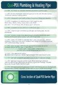Qual-PEX Plumbing - Pipelife UK - Page 2