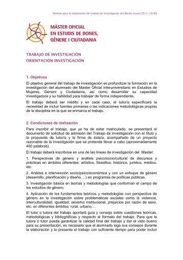 TRABAJO DE INVESTIGACIÓN ORIENTACIÓN INVESTIGACIÓN 1 ...