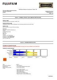 CPS Stencil Remover Concentrate - FUJIFILM Australia