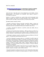 INF Nº 123 - 01/06/2011 PORTARIA 228 DE 24 DE ... - Fecomercio