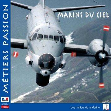 marins du ciel Métiers passionMétiers passion - Marine et Marins