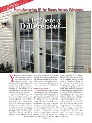 Manufacturing IG for Doors - USGlass Magazine
