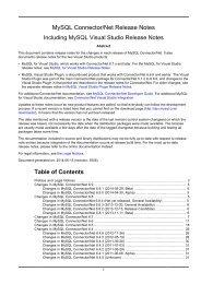 MySQL Connector/J Developer's Guide - Download - MySQL