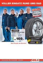 Angebote als PDF downloaden - MLX Reifen, Räder und mehr