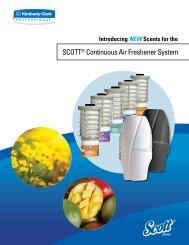 SCOTT® Continuous Air Freshener System