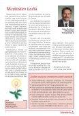Rauhallista Joulua Kirkonpalvelijalehden lukijoille - Kirkonpalvelijat ry - Page 2
