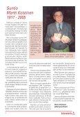 Rauhallista Joulua Kirkonpalvelijalehden lukijoille - Kirkonpalvelijat ry - Page 4