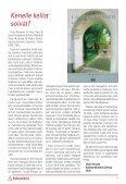 Rauhallista Joulua Kirkonpalvelijalehden lukijoille - Kirkonpalvelijat ry - Page 5