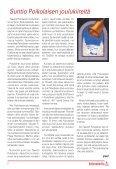 Rauhallista Joulua Kirkonpalvelijalehden lukijoille - Kirkonpalvelijat ry - Page 6
