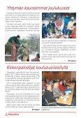 Rauhallista Joulua Kirkonpalvelijalehden lukijoille - Kirkonpalvelijat ry - Page 7
