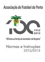 futsal - Associação de Futebol do Porto