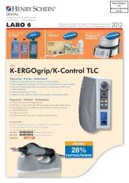 K-ERGOgrip/K-Control TLC - Henry Schein