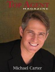 Michael Carter - Top Agent Magazine