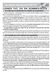 Coordination Interrégionale STOP-THT
