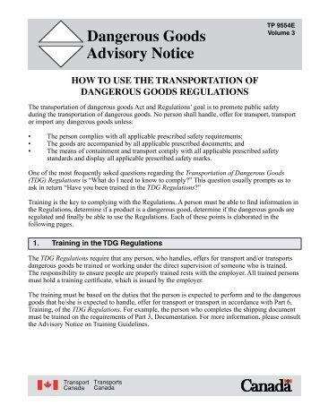 PDF Version, 413 kb - Transports Canada