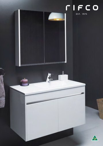 Rifco Vanity Units | Ivy and Acqua | Reece Bathrooms