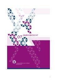 Geschäftsbericht 2007.pdf - Ludwig Boltzmann Institut für ...