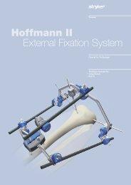 Hoffmann II External Fixation System