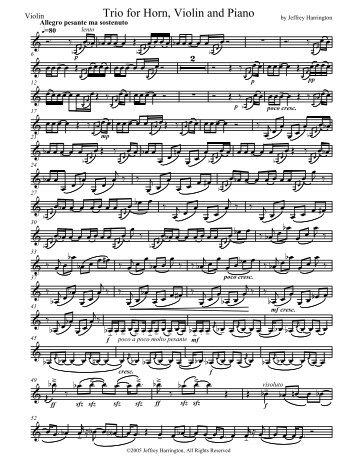 vhpFinished-2H Violin - Parnasse.com