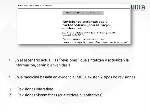 2013Abril_Webinar Introduccion y Pasos de La Salud ... - My Laureate