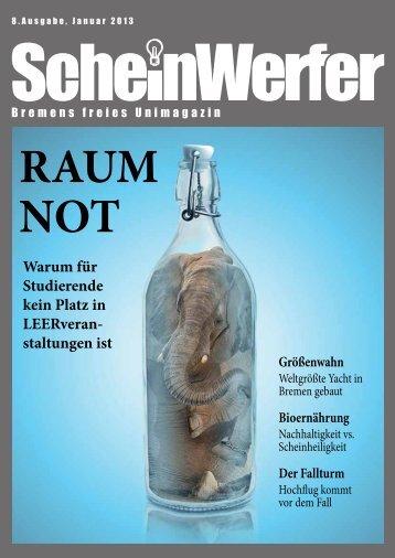 Jetzt Herunterladen - Scheinwerfer - Universität Bremen