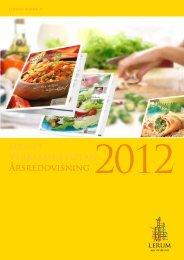 Årsredovisning 2012 - Lerums Kommun