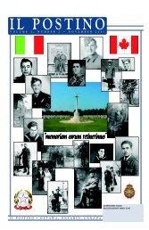 Il Postino November.p65 - Il Postino Canada