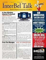 April - InterBel