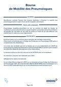 Dossier De canDiDature - SPLF - Page 2
