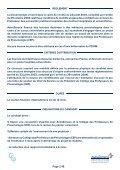 Dossier De canDiDature - SPLF - Page 3