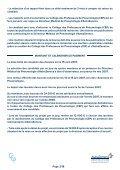 Dossier De canDiDature - SPLF - Page 4