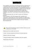 Brunner USA Instructions - Robeys Ltd - Page 3