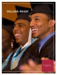 College-Ready Education Plan - Bill & Melinda Gates Foundation