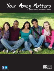 Your Money Matters Guide for High School Students