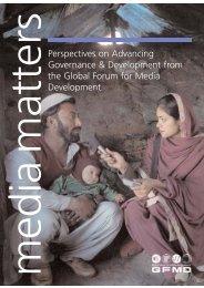 Media Matters - Center for Global Communication Studies