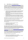 End of life care: Good practice guide - London Health Programmes - Page 6