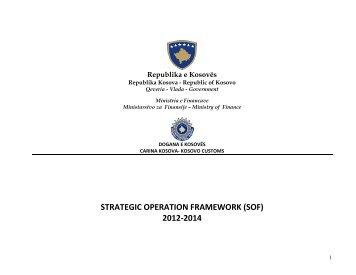 KSO 2012 - 2014 - Dogana e Kosovës