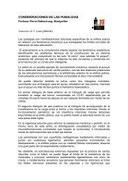 CONSIDERACIONES DE LAS PUBALGIAS - sofmmoo