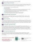 10 Pasos para ayudarlo a llenar las bolsas de víveres con SNAP - Page 2