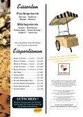 Unsere neue Speisekarte mit Eis, Waffeln, Crêpes ... - bei San Marco - Page 2
